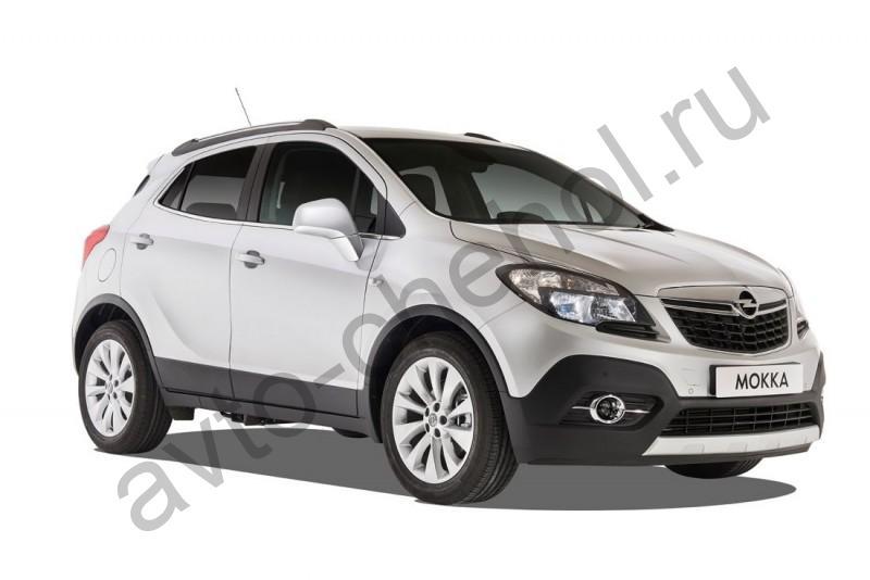 Коврики Opel Mokka 2012+