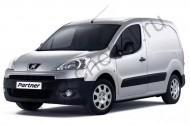 Коврики Peugeot Partner Tepee 3 места 2008+