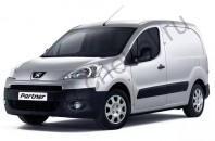 Кузов - Авточехлы Peugeot Partner Tepee 3 места (2008-2018)