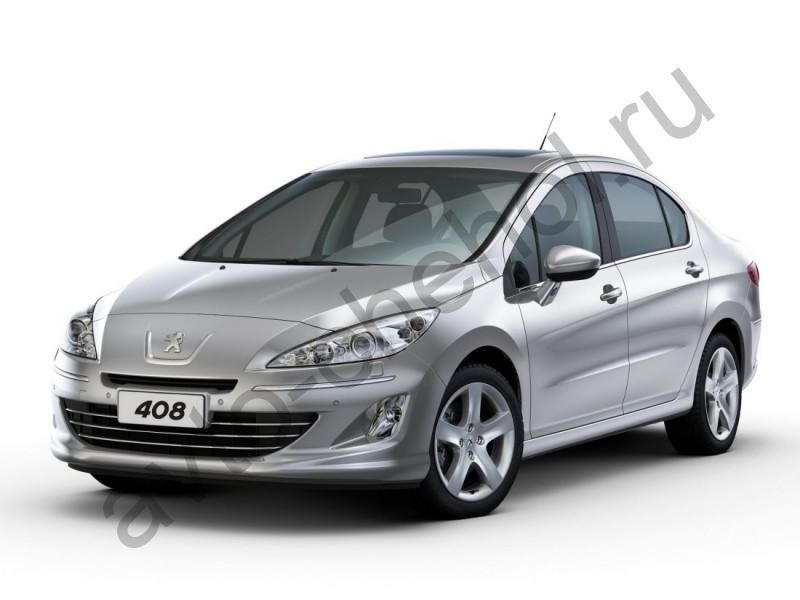 Авточехлы Peugeot 408 2012+