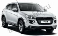 Авточехлы Peugeot 4008 2010+