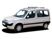Кузов - Авточехлы Peugeot Partner Origin 5 мест 1997-2008