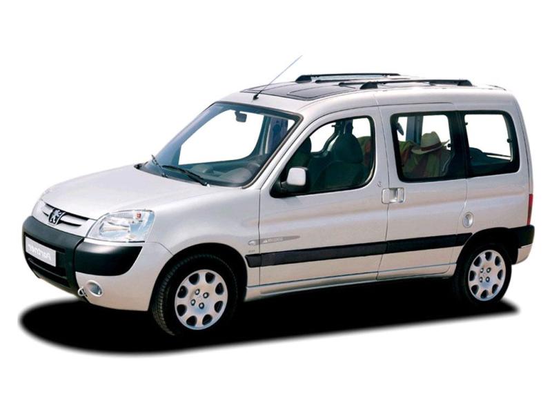 Авточехлы Peugeot Partner Origin 5 мест 1997-2008