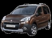 Кузов - Авточехлы Peugeot Partner Tepee 2008+