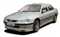Кузов - Авточехлы Peugeot 406 (1995-2005)