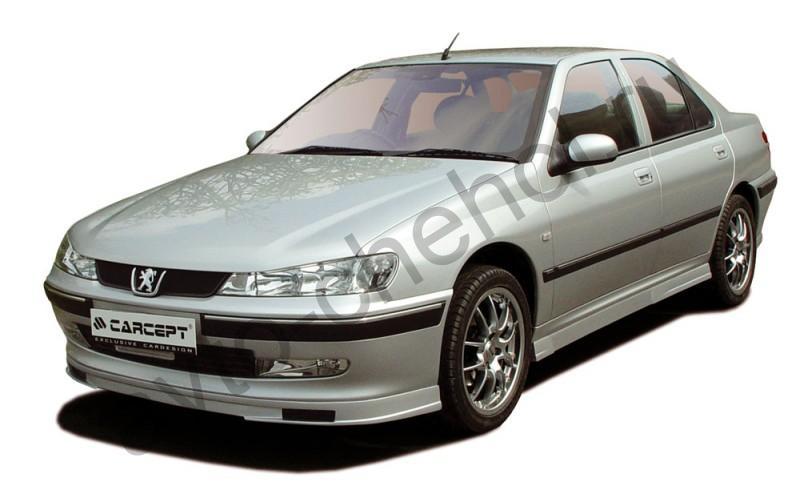 Авточехлы Peugeot 406 1995-2004