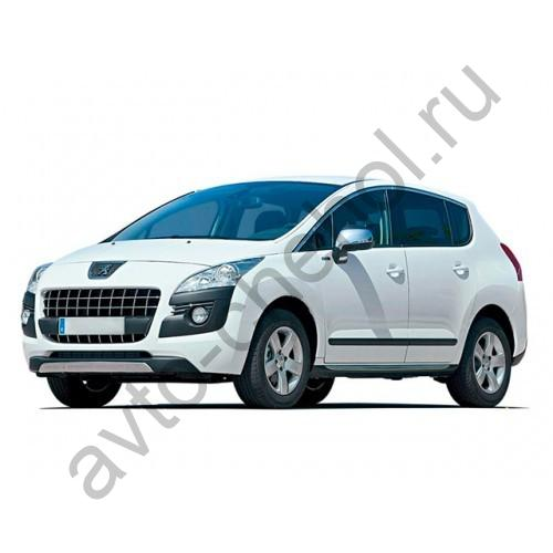 Авточехлы Peugeot 3008 2009+