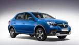 Авточехлы Renault Logan 2 stepway 2018+
