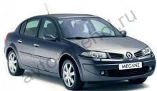 Кузов - Авточехлы Renault Megane 2 classic 2002-2010