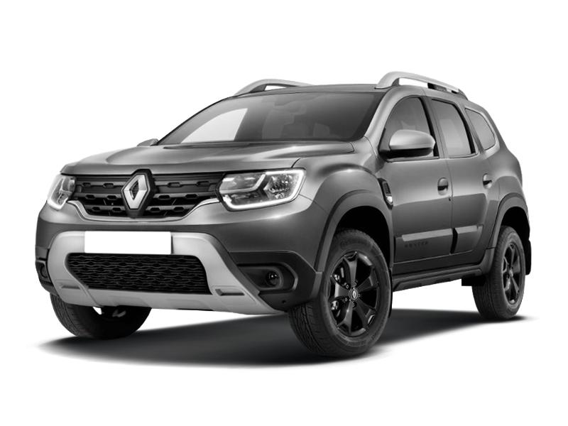 Авточехлы Renault Duster II (2021+)