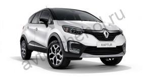 Авточехлы Renault Kaptur 2016+