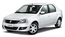 Кузов - Авточехлы Renault Logan 2004-2015