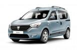 Авточехлы Renault Dokker 2012+