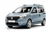 Кузов - Авточехлы Renault Dokker 2012+