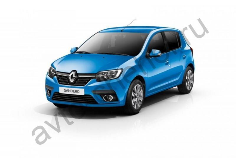 Авточехлы Renault Sandero II (2013-2021)