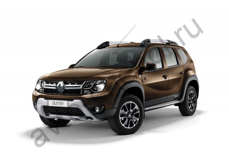 Авточехлы Renault Duster I рестайлинг (2015-2021)