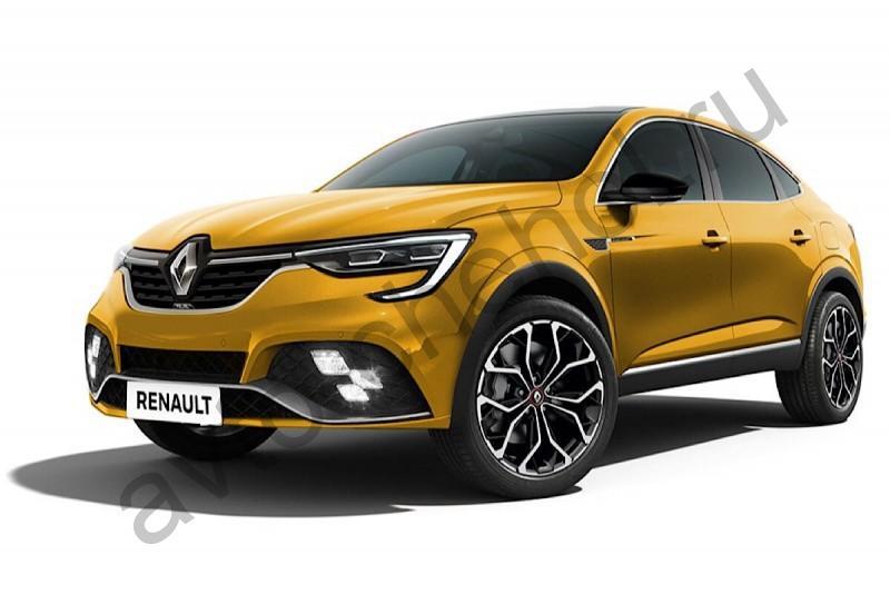 Авточехлы Renault Arkana (2019-2021)