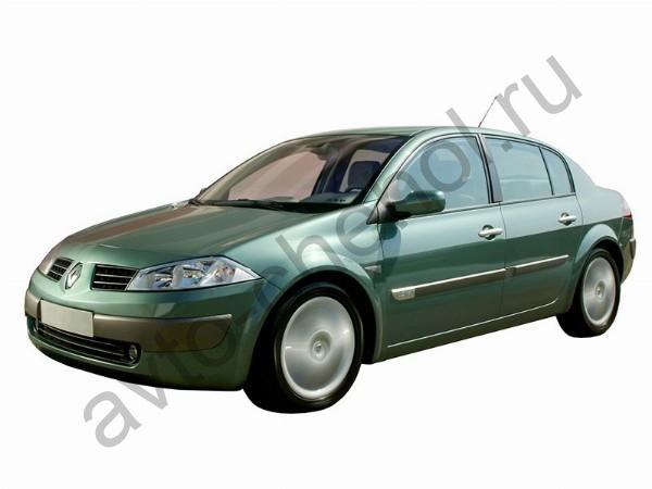 Авточехлы Renault Megane 2 classic (2002-2009)
