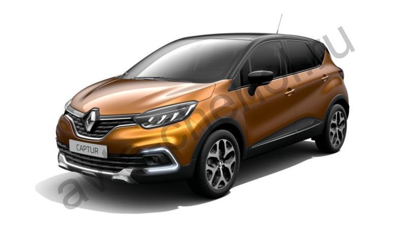 Авточехлы Renault Kaptur (2016-2021)