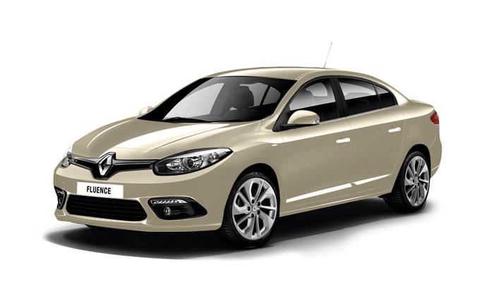 Авточехлы Renault Fluence (2009-2017)