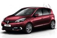Кузов - Авточехлы Renault Scenic III (2009-2016)