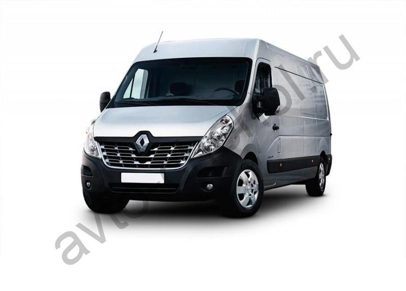 Авточехлы Renault Master 3 места (2013-2021)
