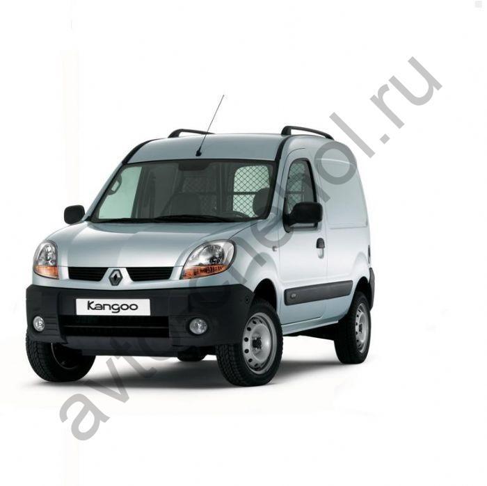 Авточехлы Renault Kangoo II 2 места (2008-2021)