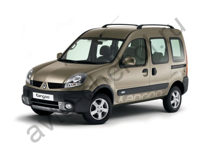 Авточехлы Renault Kangoo II 5 мест (2008-2021)