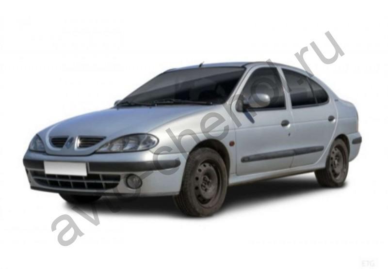 Авточехлы Renault Megane I (1995-2003)
