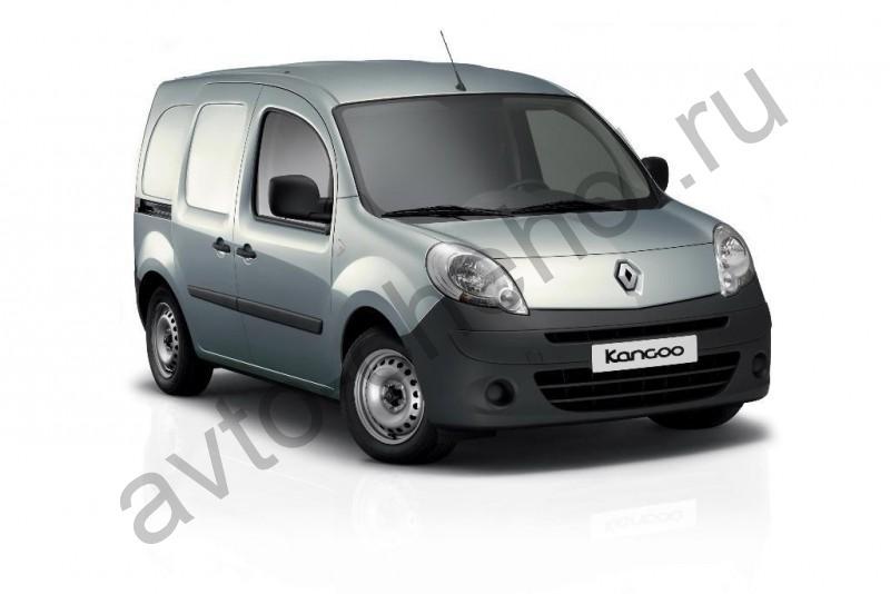 Коврики Renault Kangoo 2 места 2008-2013