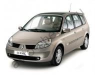 Авточехлы Renault Scenic II Lux 2003-2009