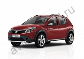 Авточехлы Renault Sandero I 2009-2014