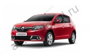 Авточехлы Renault Sandero II 2014+