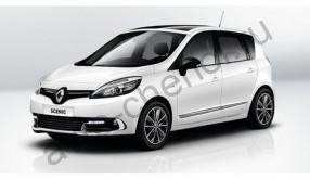 Авточехлы Renault Scenic III LUX 2009+