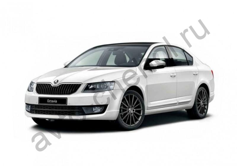 Авточехлы Skoda Octavia A7 Hockey Edition (2013-2020)
