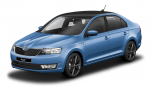 Авточехлы Skoda Rapid Dynanamic
