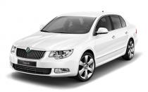 Кузов - Авточехлы Skoda Superb II 2008–2013