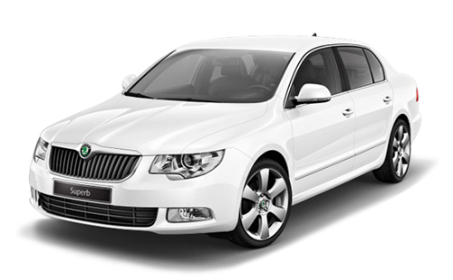 Авточехлы Skoda Superb II 2008–2013