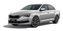 Кузов - Авточехлы Skoda Rapid 2020+