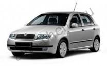 Кузов - Авточехлы Skoda Fabia I (1999-2007)