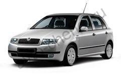 Авточехлы Skoda Fabia I (1999-2007)