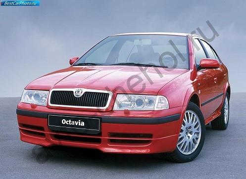 Коврики Skoda Octavia Tour Sport 1996-2010
