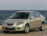 Коврики Mazda 3 с 2003-2010