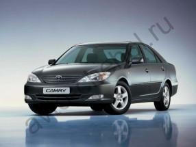 Авточехлы Toyota Camry 1 V30 2002-2006