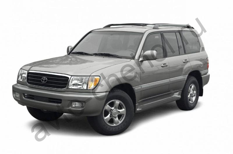 Авточехлы Toyota Land Cruiser 105 (1998-2007)
