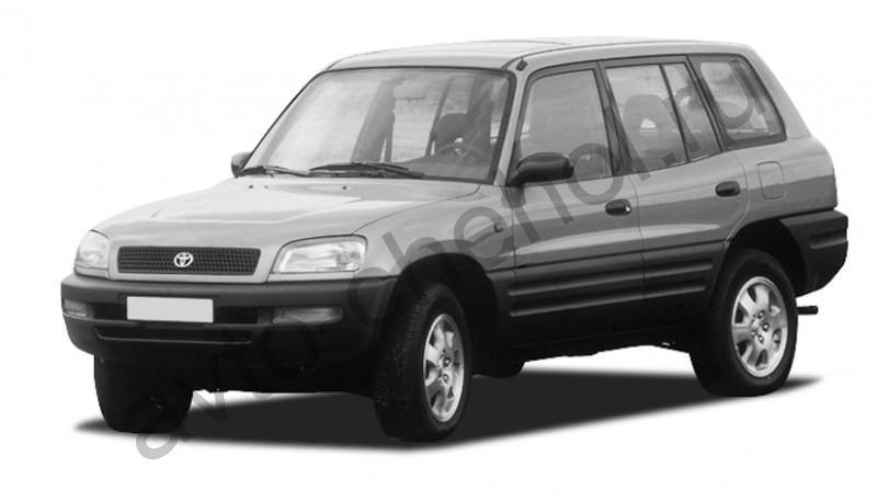 Коврики Toyota RAV-4 1994-2000