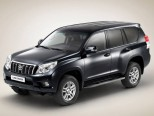 Коврики Toyota Land Cruiser Prado 150 2009+