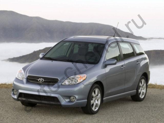Коврики Toyota Matrix-Pontiac Vibe 2001-2009