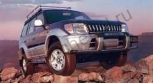 Кузов - Коврики Toyota Land Cruiser 90 1996-2002