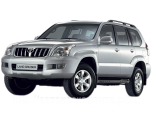 Авточехлы Toyota Land Cruiser Prado 120 2002-2009